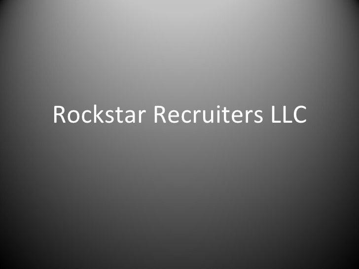 Rockstar Recruiters LLC
