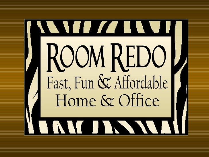 Room Redo Commercial Projects Presentation And Services
