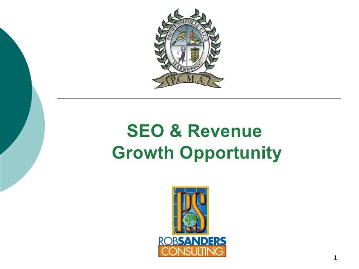 SEO & Revenue  Growth Opportunity