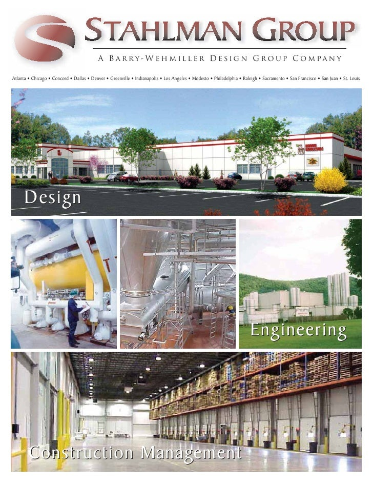 Stahlman Group Company Profile