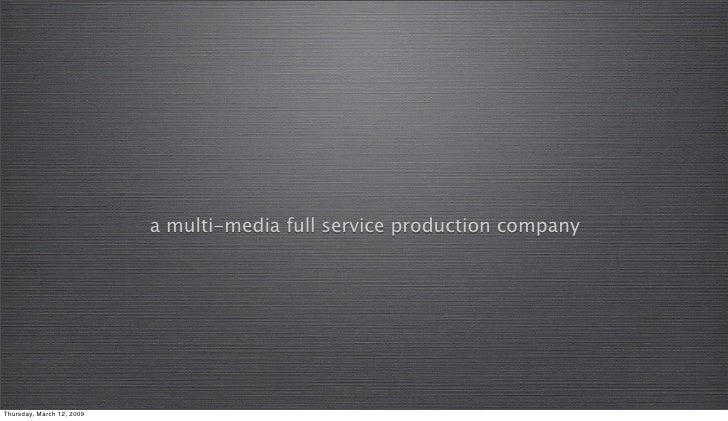 Stat Media Slideshow