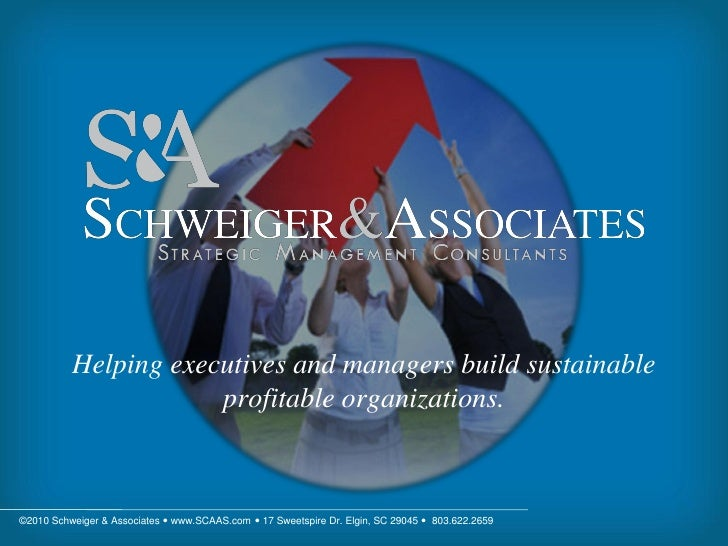Schweiger & Associates - Overview