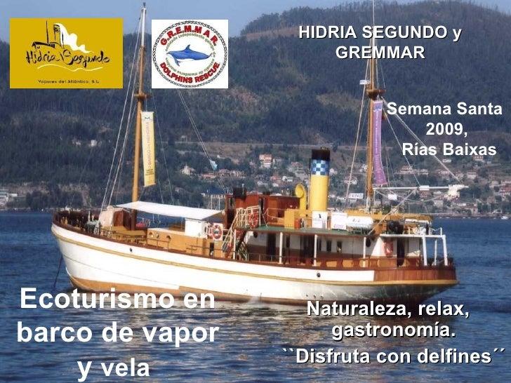 Semana Ecoturismo Navegando Rias Baixas