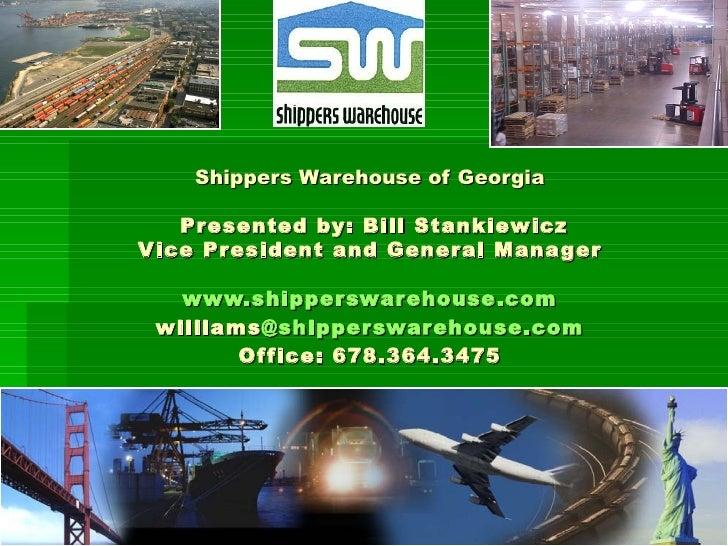 Shippers Warehouse Of Georgia 2008 2009 1 (2)