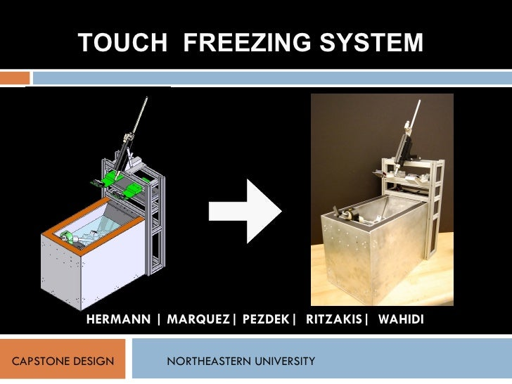 Slam Freezing For Electron Microscopy