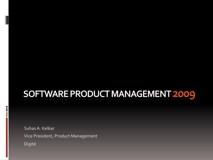 Software Product Management in Web 2.0