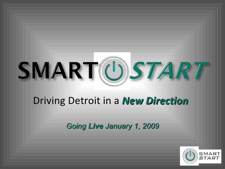 Smart Start Orientation
