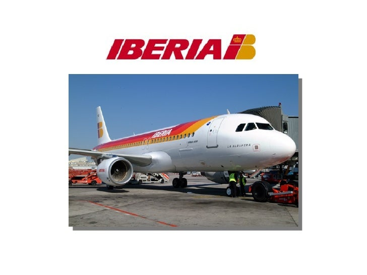 Social Media Iberia Presentation