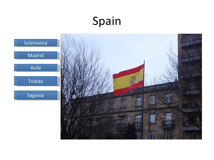 Spain Slideshow