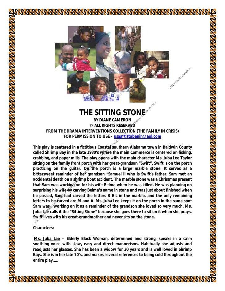 The Sitting Stone   December 2008