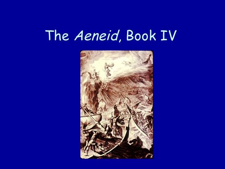 The Aeneid, Book Iv