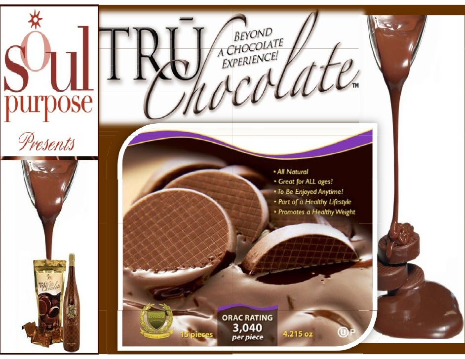 Tru Chocolate Presentation