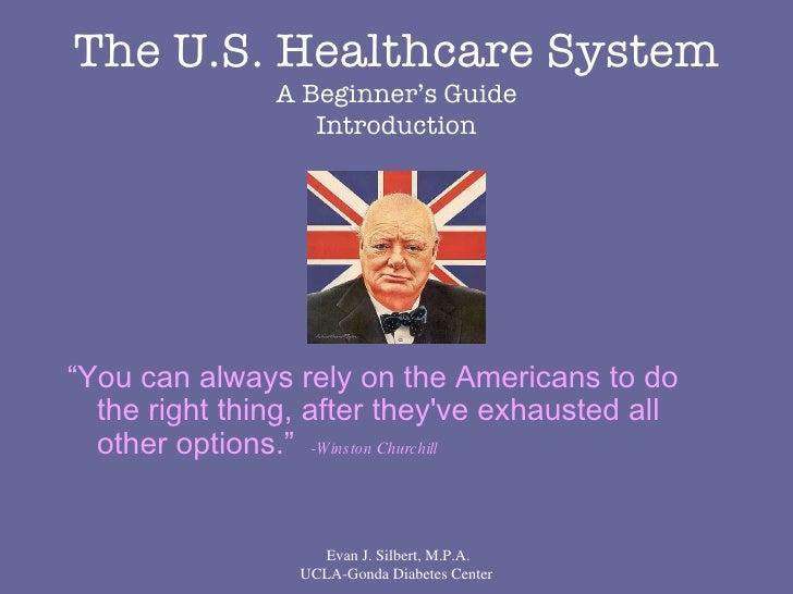 Us Healthcare Presentation