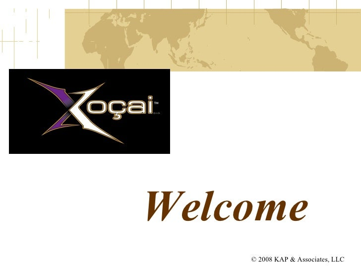 © 2008 KAP & Associates, LLC Welcome