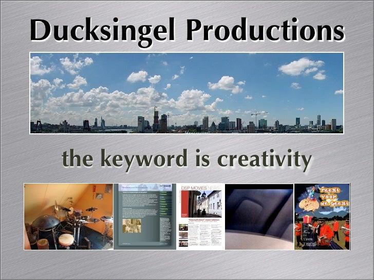 Ducksingel Presentation