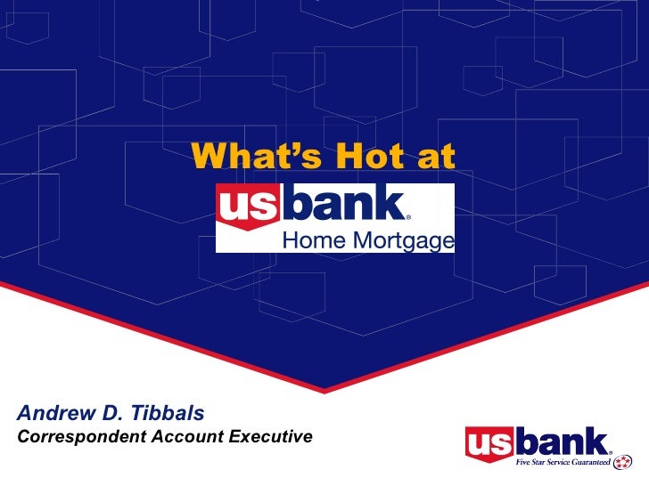 Whats Hot At Us Bank March 4 2009