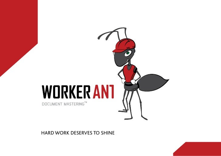 Worker Ant Presentation Jan 09