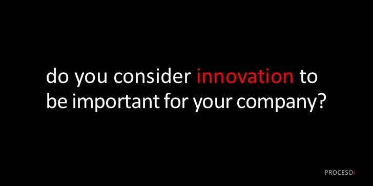 World Innovation Ranking English by PROCESOi
