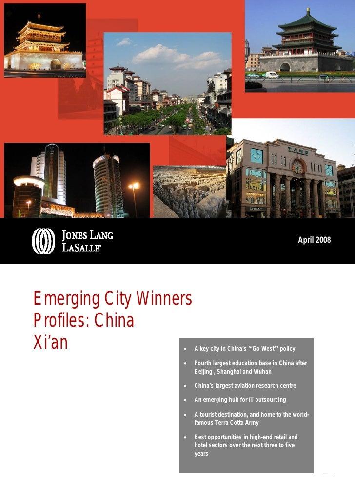 Xian City Profile