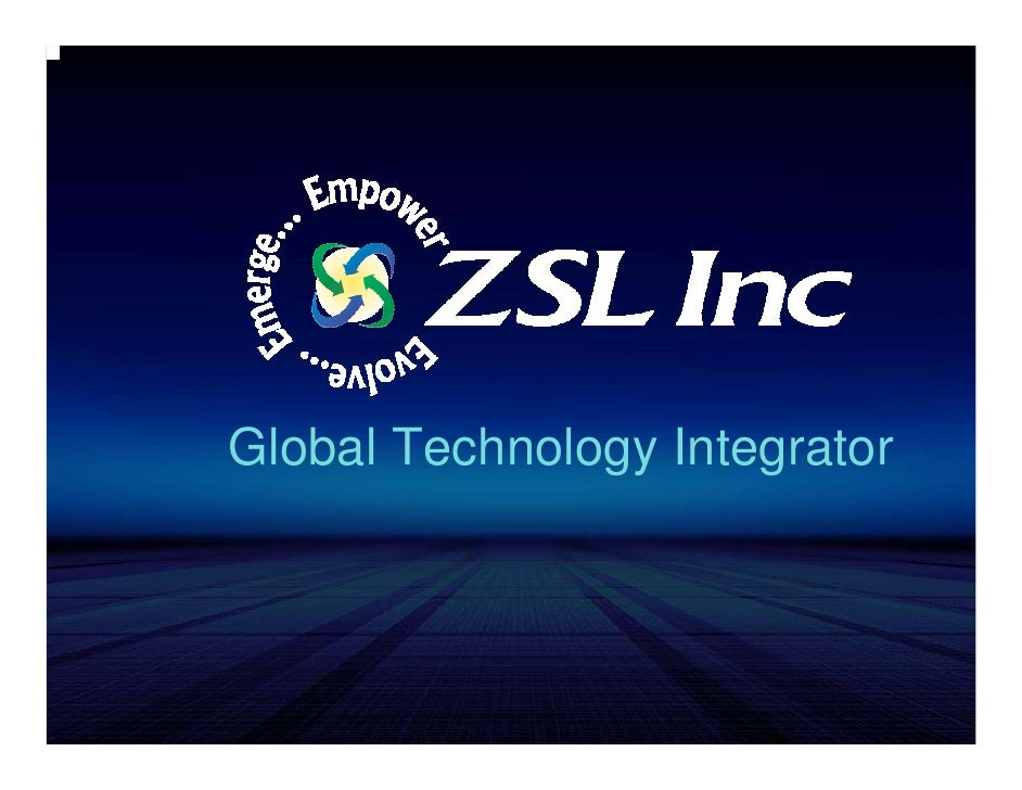 Global Technology Integrator