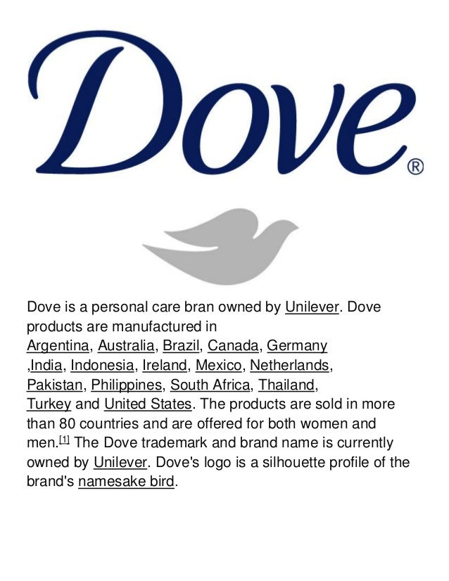 Dove dating i Canada