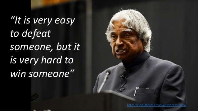 famous quotes of dr a p j abdul kalam