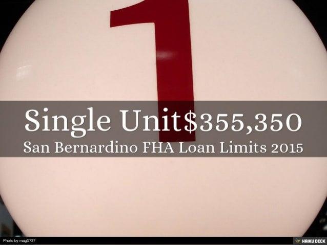 Corona fha loan limit