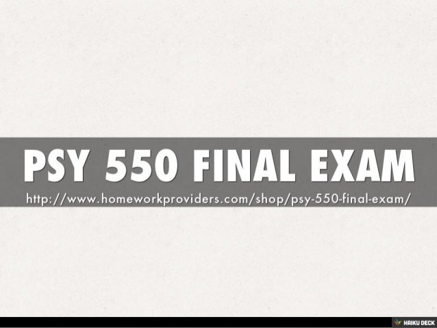 psy 230 final exam Final exam schedule for spring  nrs 230 all sec d102/103  a201 psy 101 sec 02 a100 psy 101 sec 01 a200 hos 322 a217 psy 322 a216 spa 102 sec 02 a316 ldr.