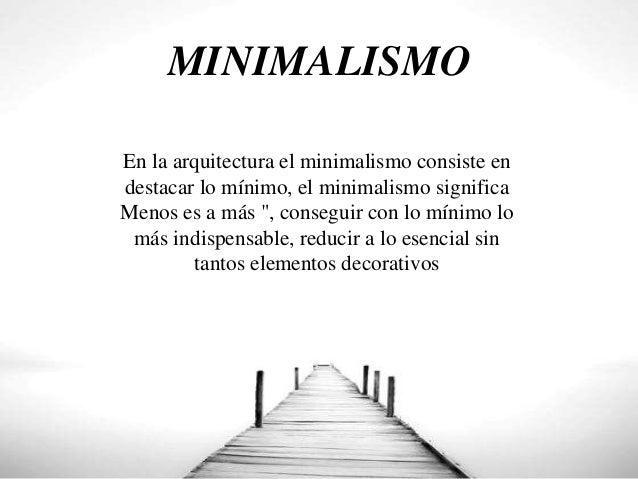 Decoracion minimalista de interiores for Casa minimalista que es