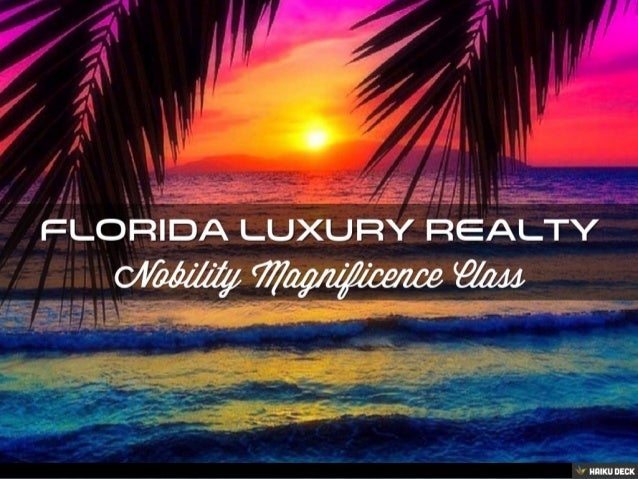 Florida Luxury Realty