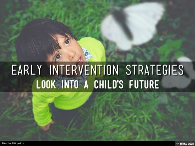 strategic intervention techniques Family health international, youthnet program intervention strategies that work  for youth summary of the focus on young adults end of program report 1.