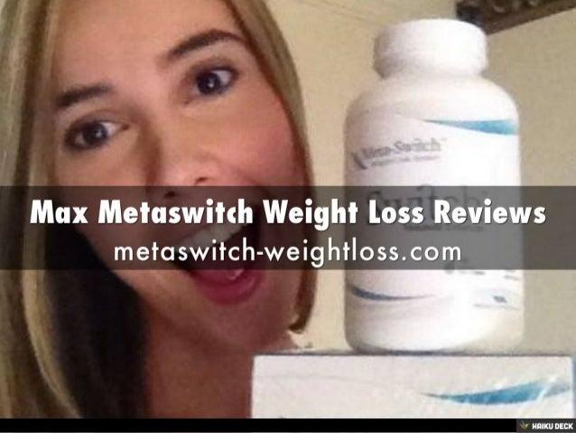 thrutu meta switch weight loss
