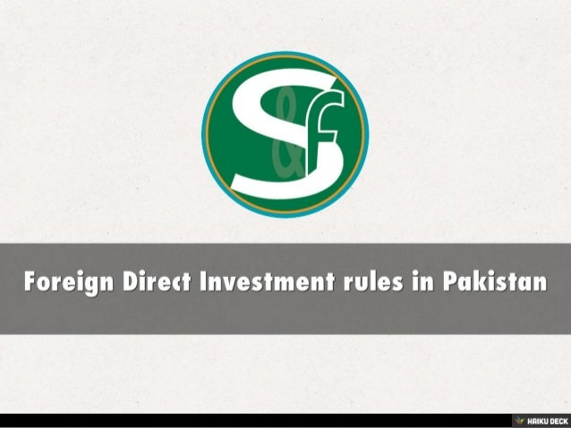 Best option for investment in pakistan