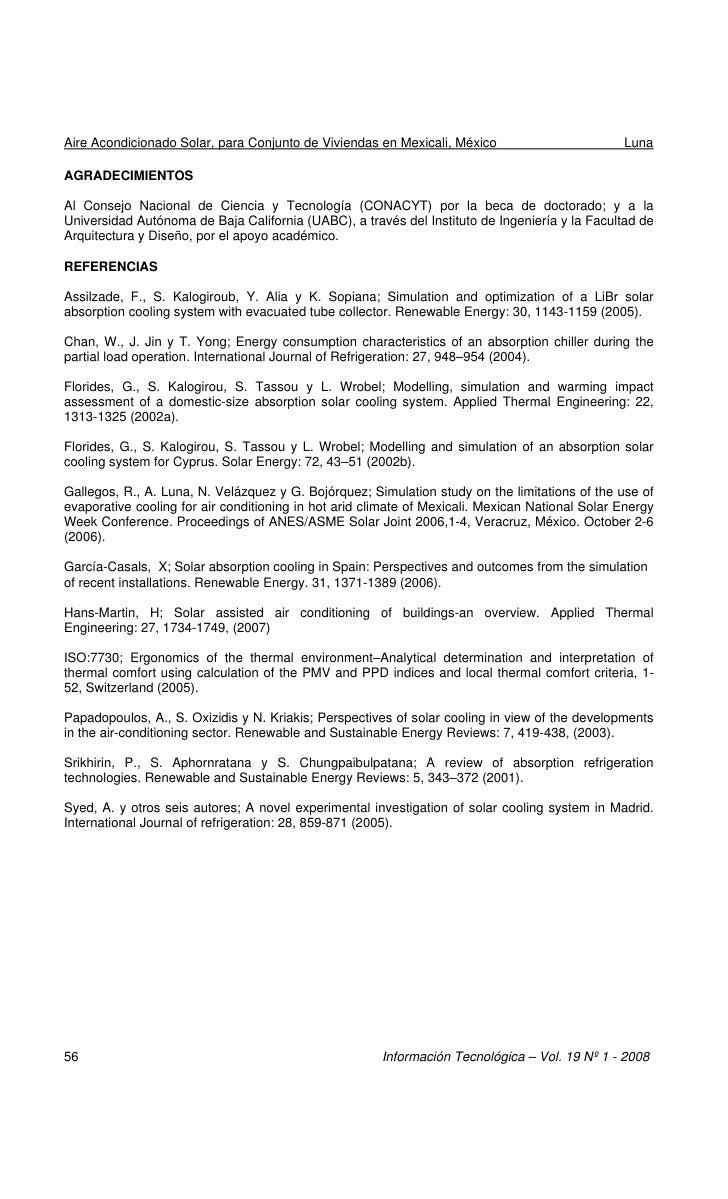A c solar Arquitectura y diseno uabc