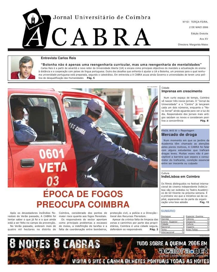 A CABRA – 151 – 02.05.2006