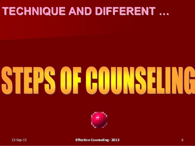 effective characteristics of an effective school counselor And counselling , characteristics of an effective counsellor, methods of  counselling  functional school guidance and counselling programme that could  enhance.