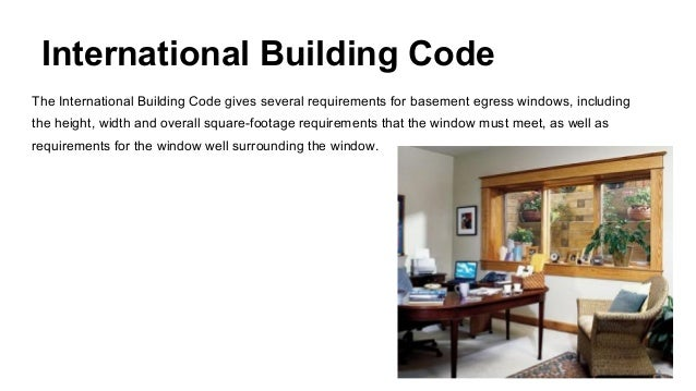 How To Plan Egress Windows According To Code Requirements