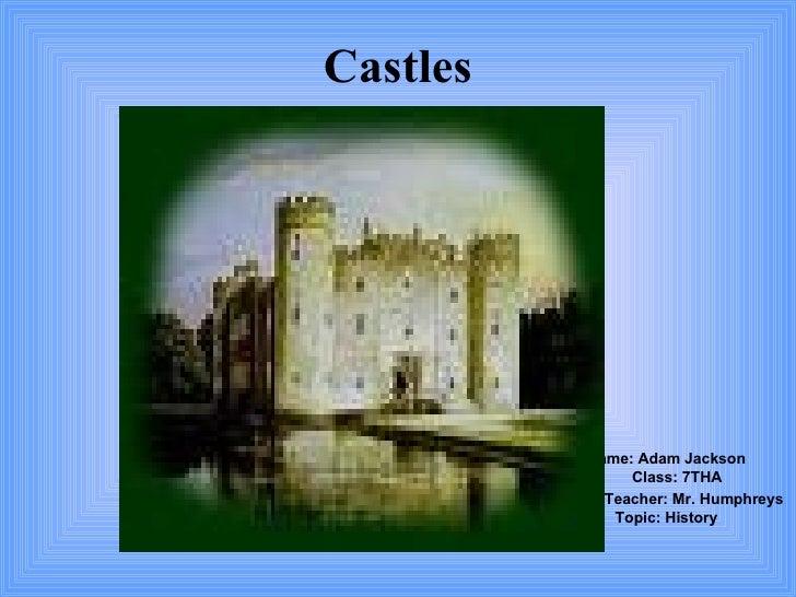 A Jackson Castles