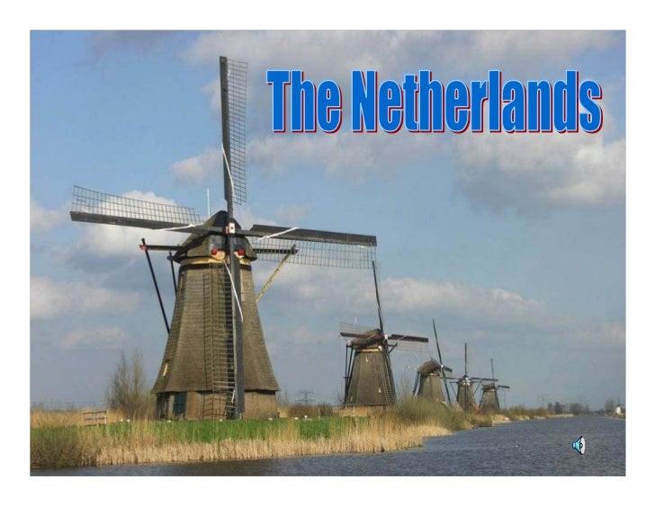 A Journey through Holland