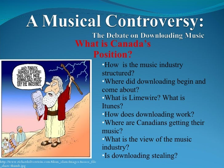 0760941 A Musical Controversy