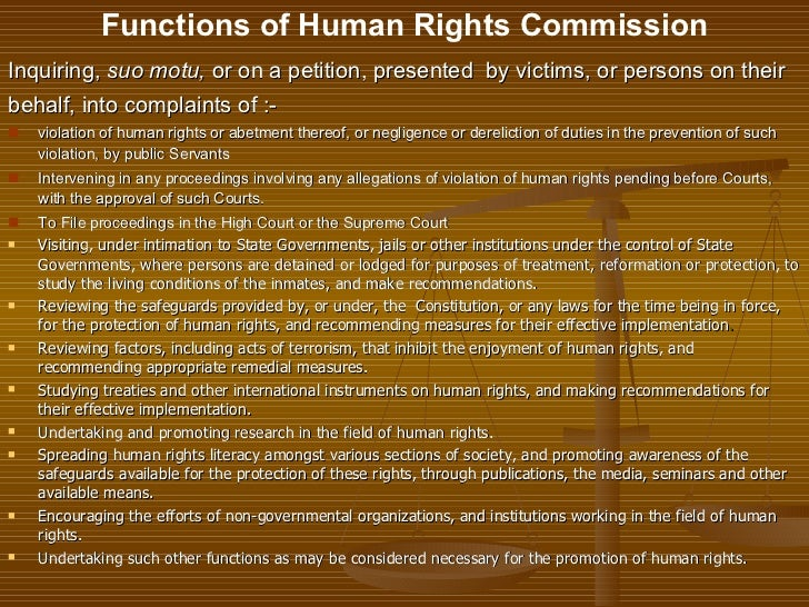 national human rights commission and its On december 9, 2016, south korea's national human rights commission ( commission) submitted its opinion regarding cases of complaints.