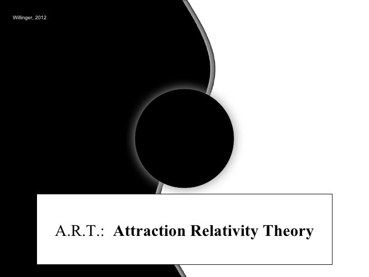 Willinger, 2012                  A.R.T.: Attraction Relativity Theory
