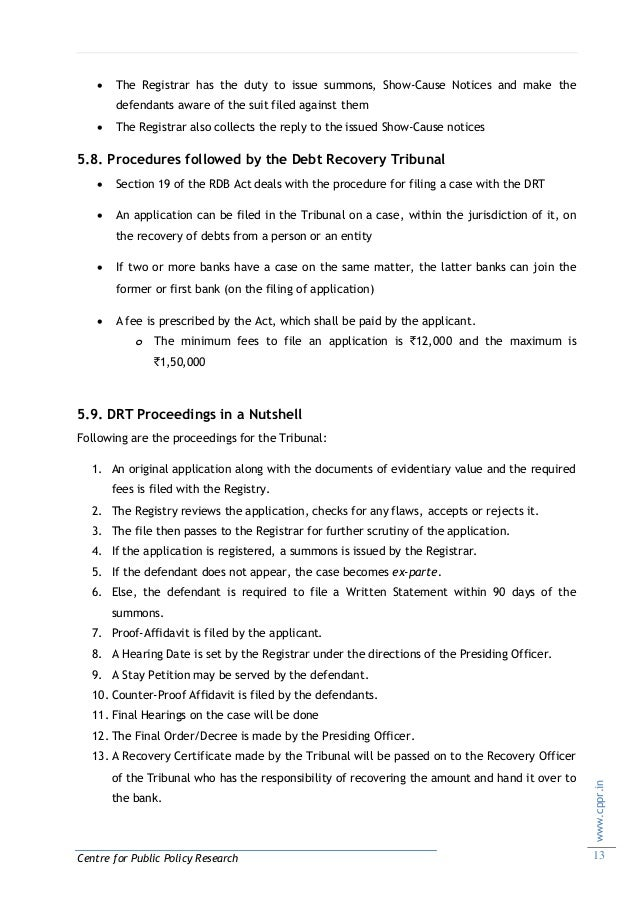 Role and Functions of the Bank
