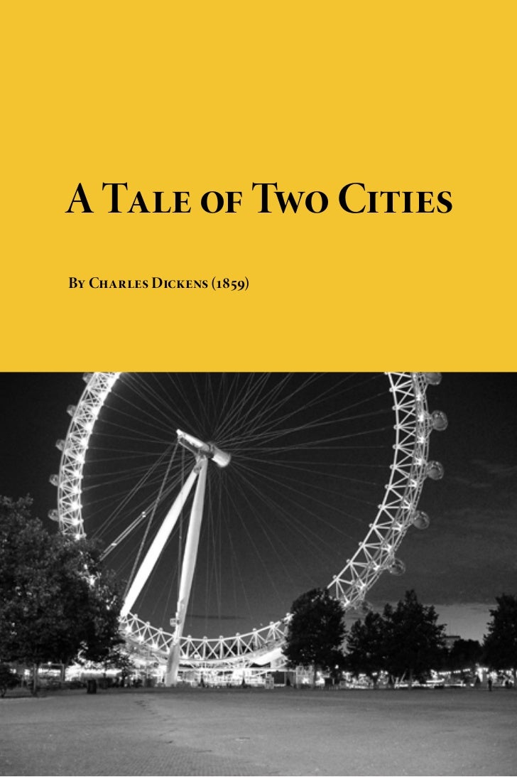 A Tale of Two CitiesBy Charles Dickens (1859)Download free eBooks of classic literature, books andnovels at Planet eBook. ...