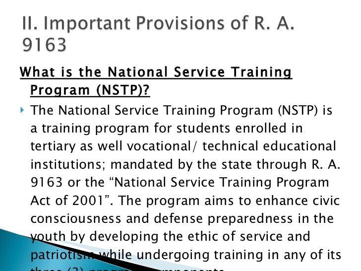 national service training program Psychology homework help essay national service training program should i write my sat essay in cursive college admission essays online good.