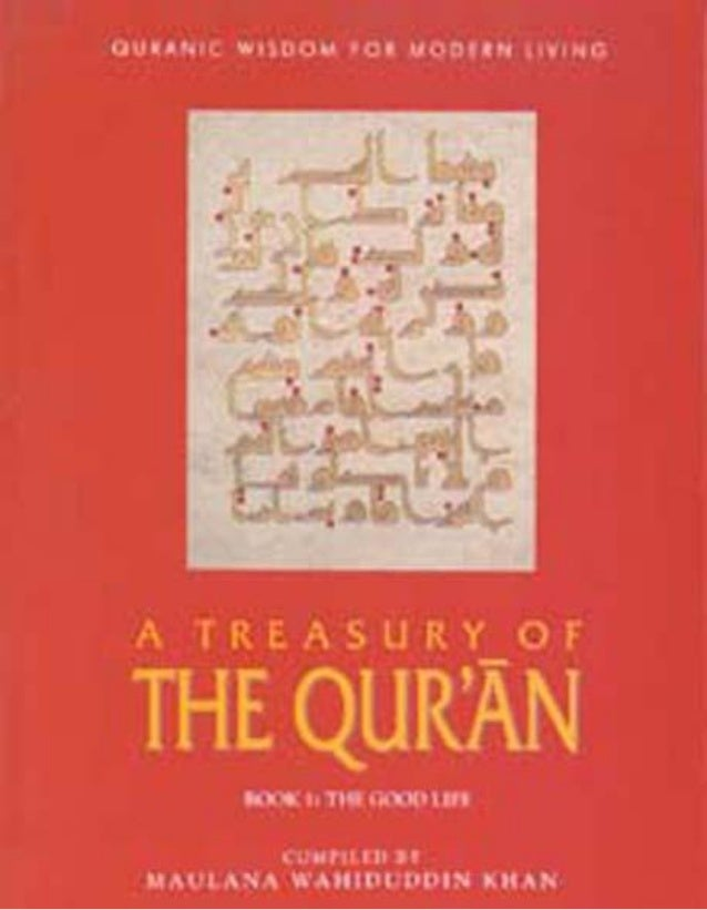 A Treasury of The Qur'an                               Table of ContentsTABLE OF CONTENTSTable of Contents...................