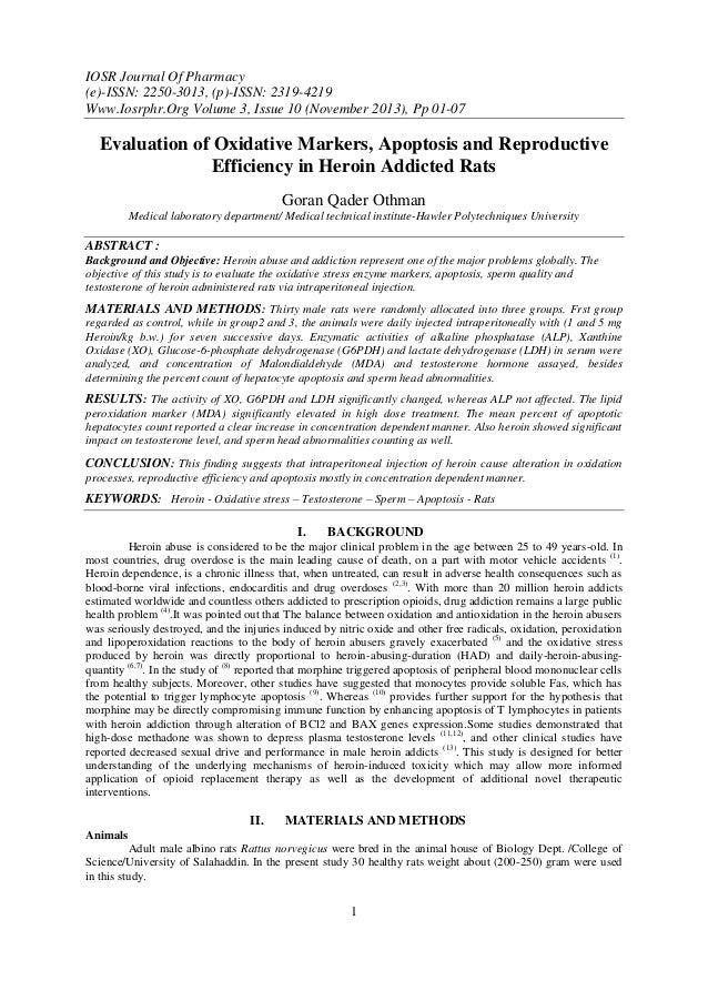 IOSR Journal Of Pharmacy (e)-ISSN: 2250-3013, (p)-ISSN: 2319-4219 Www.Iosrphr.Org Volume 3, Issue 10 (November 2013), Pp 0...