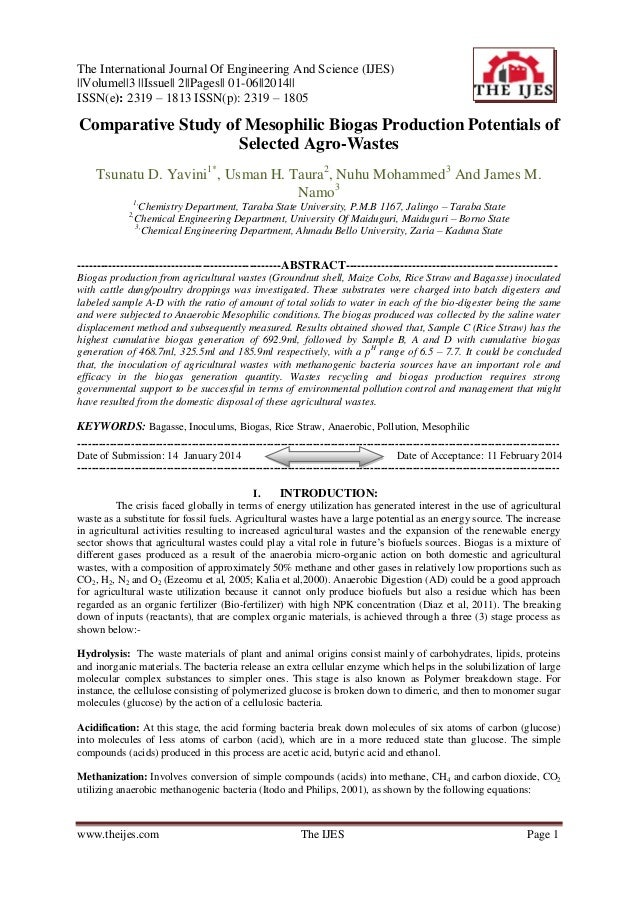 The International Journal Of Engineering And Science (IJES) ||Volume||3 ||Issue|| 2||Pages|| 01-06||2014|| ISSN(e): 2319 –...