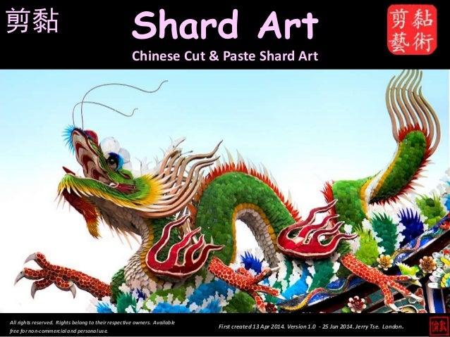 Cut & Paste Shard Art