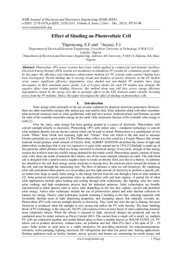IOSR Journal of Electrical and Electronics Engineering (IOSR-JEEE) e-ISSN: 2278-1676,p-ISSN: 2320-3331, Volume 8, Issue 2 ...